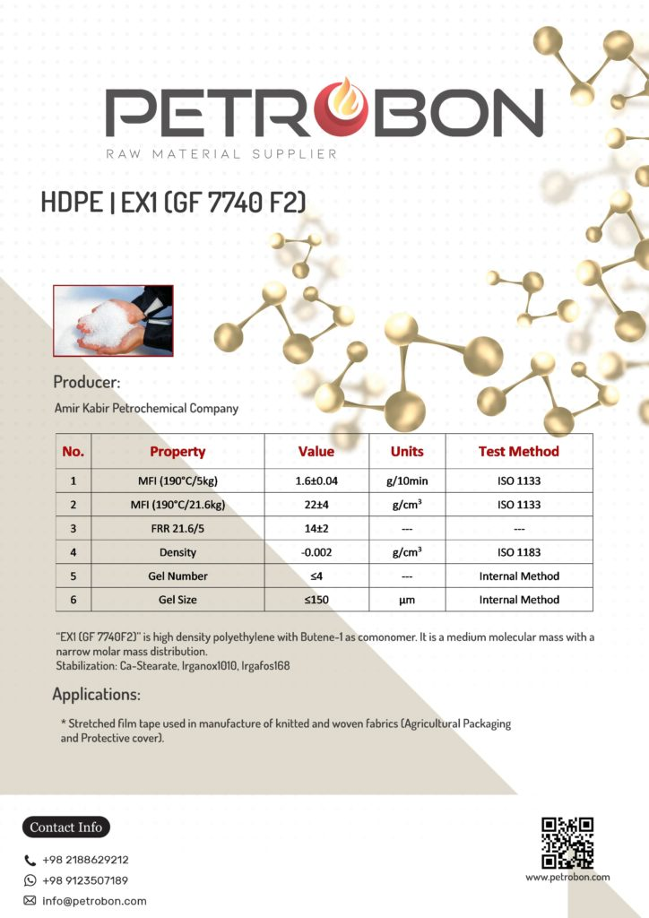 datasheet of Amir Kabir EX1 | www.petrobon.com