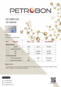 EX3 Jam Petrochemical Datasheet