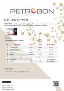 datasheet of Amir Kabir EX2